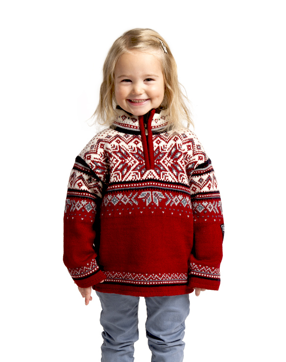 Vail kids sweater