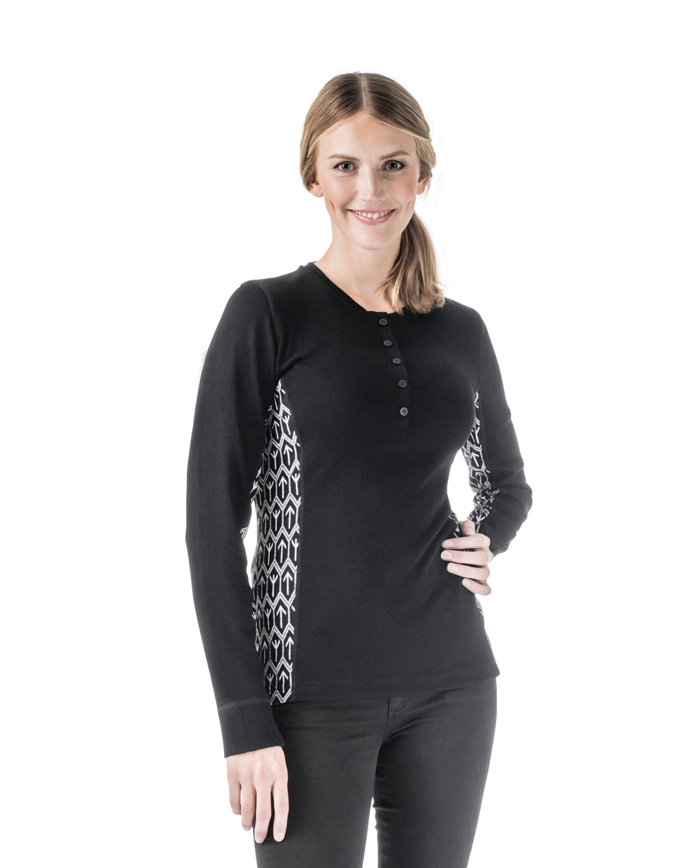Women's Viking Basic Sweater