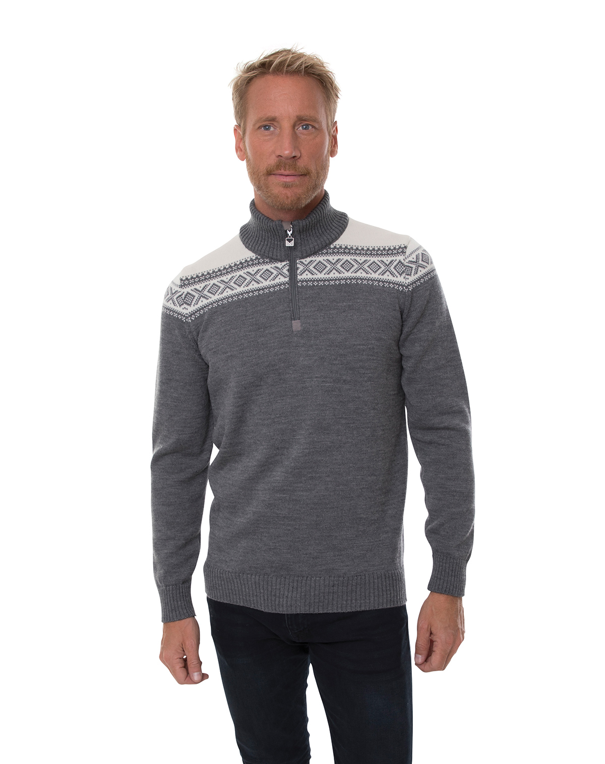 Cortina Merino Masculine Sweater