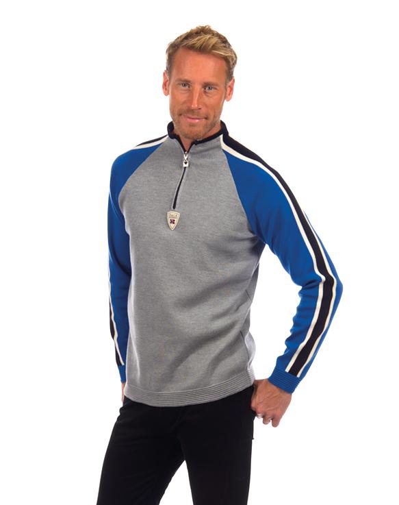 Besseggen Masculine Sweater