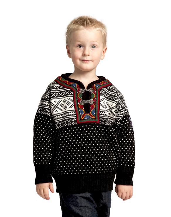 Setesdal kids sweater