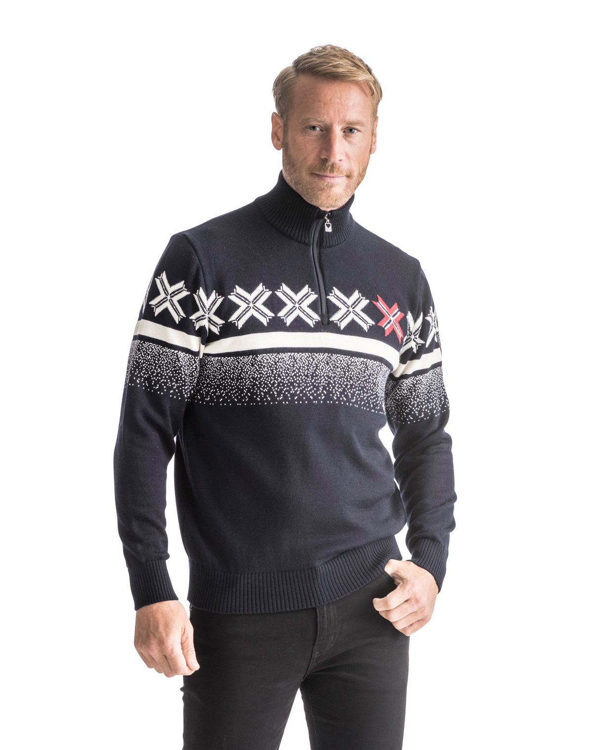 Olympic Passion men's sweater