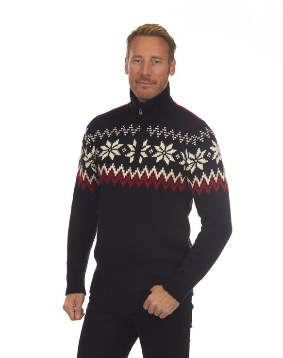Myking Men's Sweater