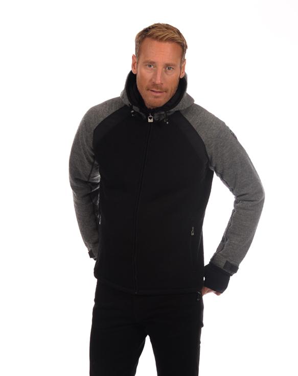 Jotunheimen Men`s Knitshell Jacket