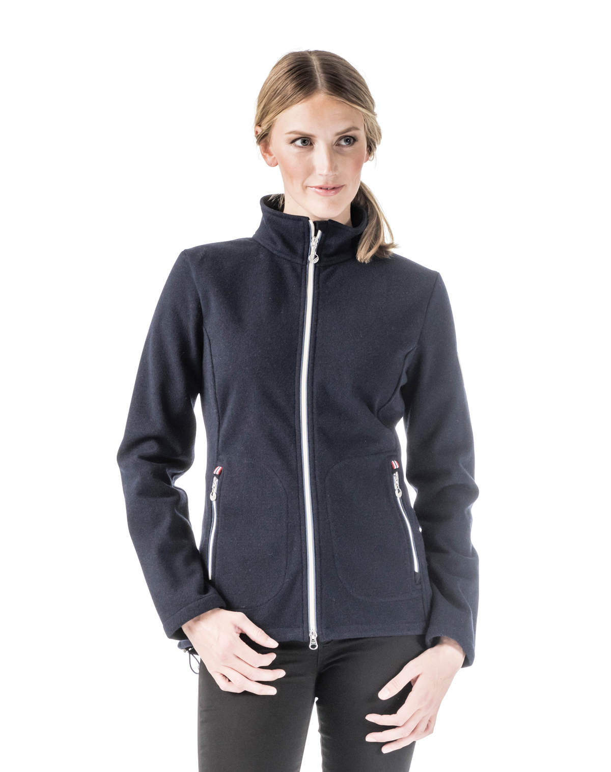 Hafjell Knitshell women's jacket WP
