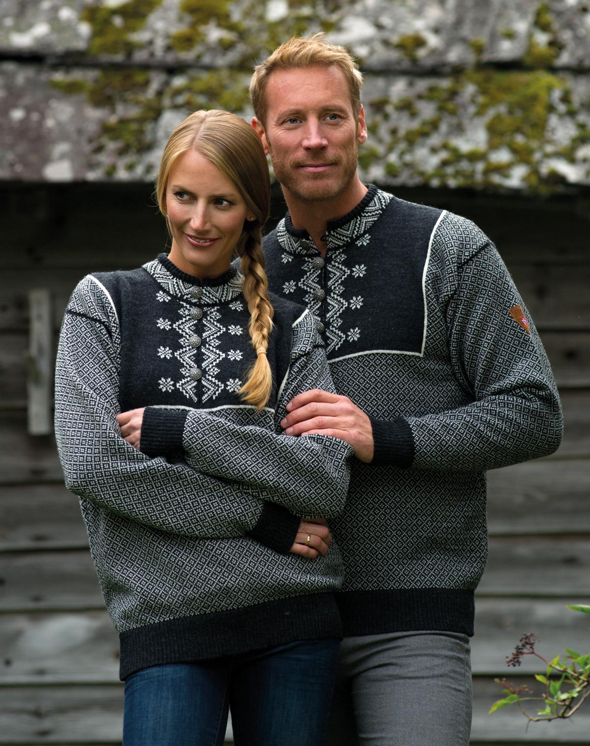 Valdres Unisex Sweater (1)
