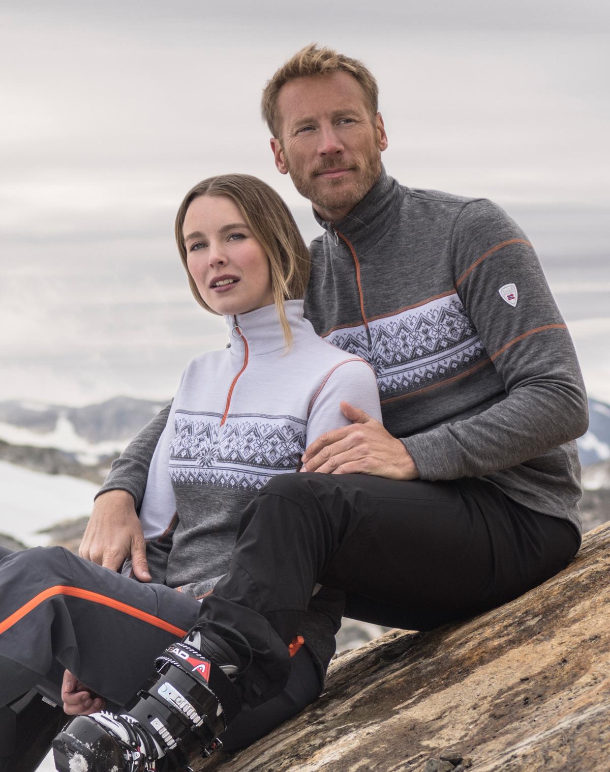 Rondane Feminine Sweater (1)