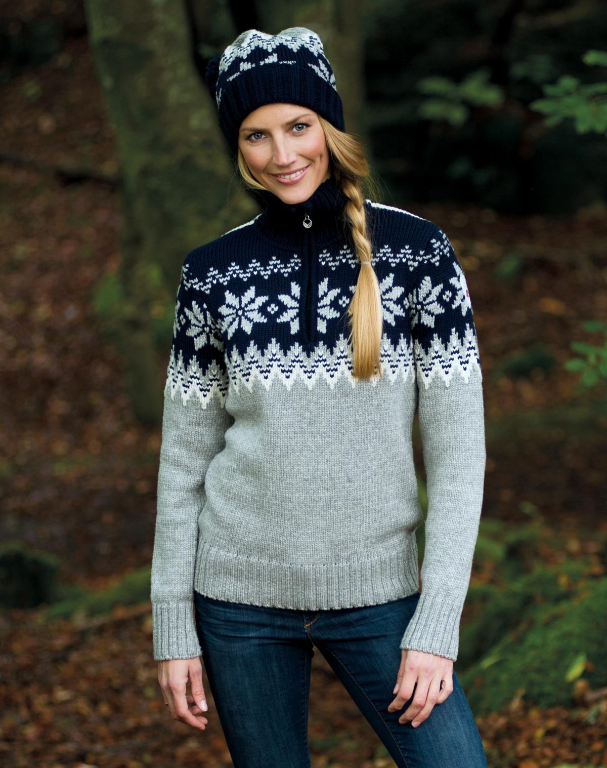 Myking Women's Sweater (1)