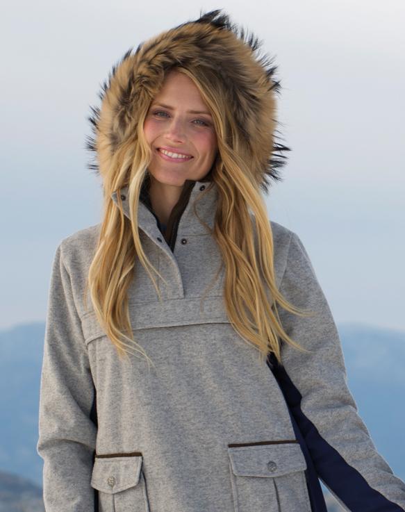 Fjellanorakk Weatherproof feminine (1)