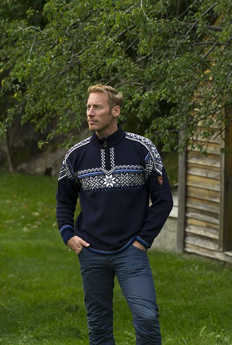 Holmenkollen Men's Sweater (1)