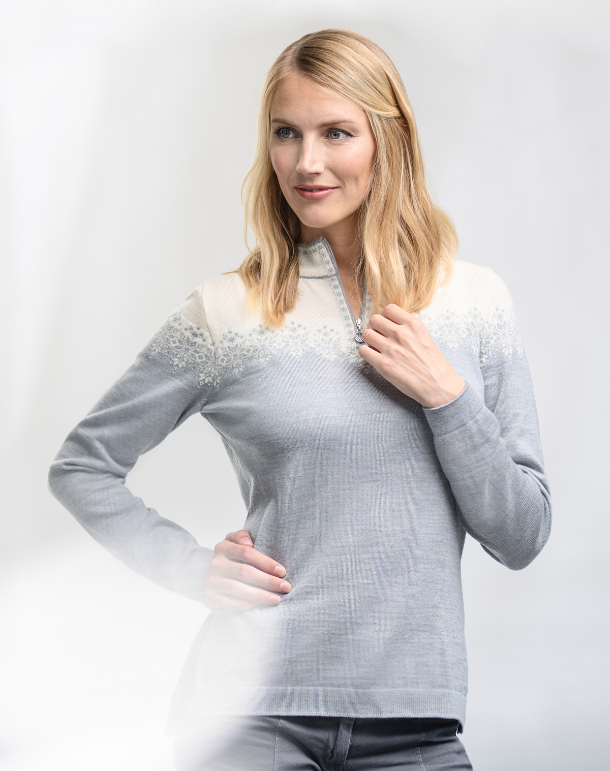 Snefrid women's sweater (1)