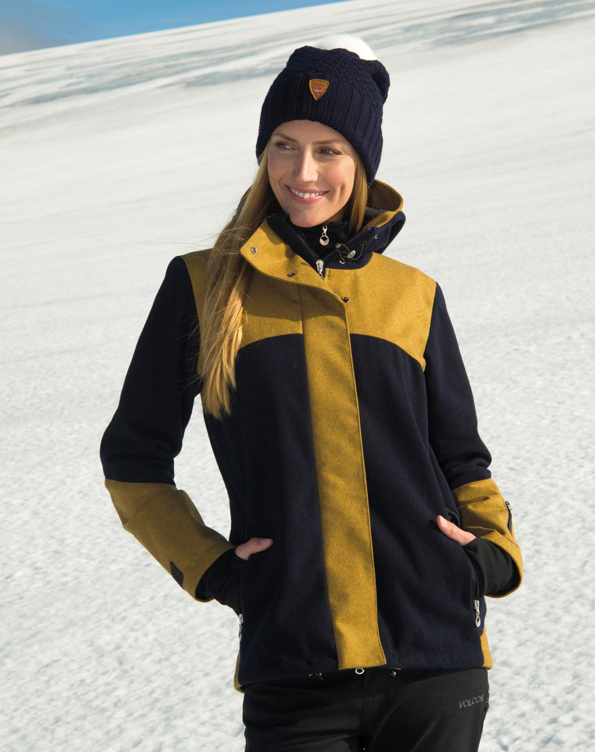 Stryn Women's Knitshell Jacket (2)