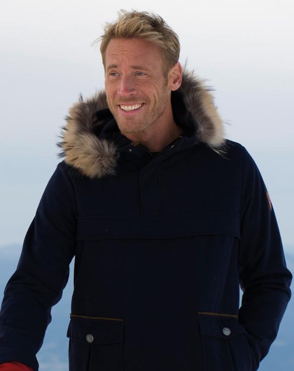 Fjellanorakk Weatherproof herre (2)