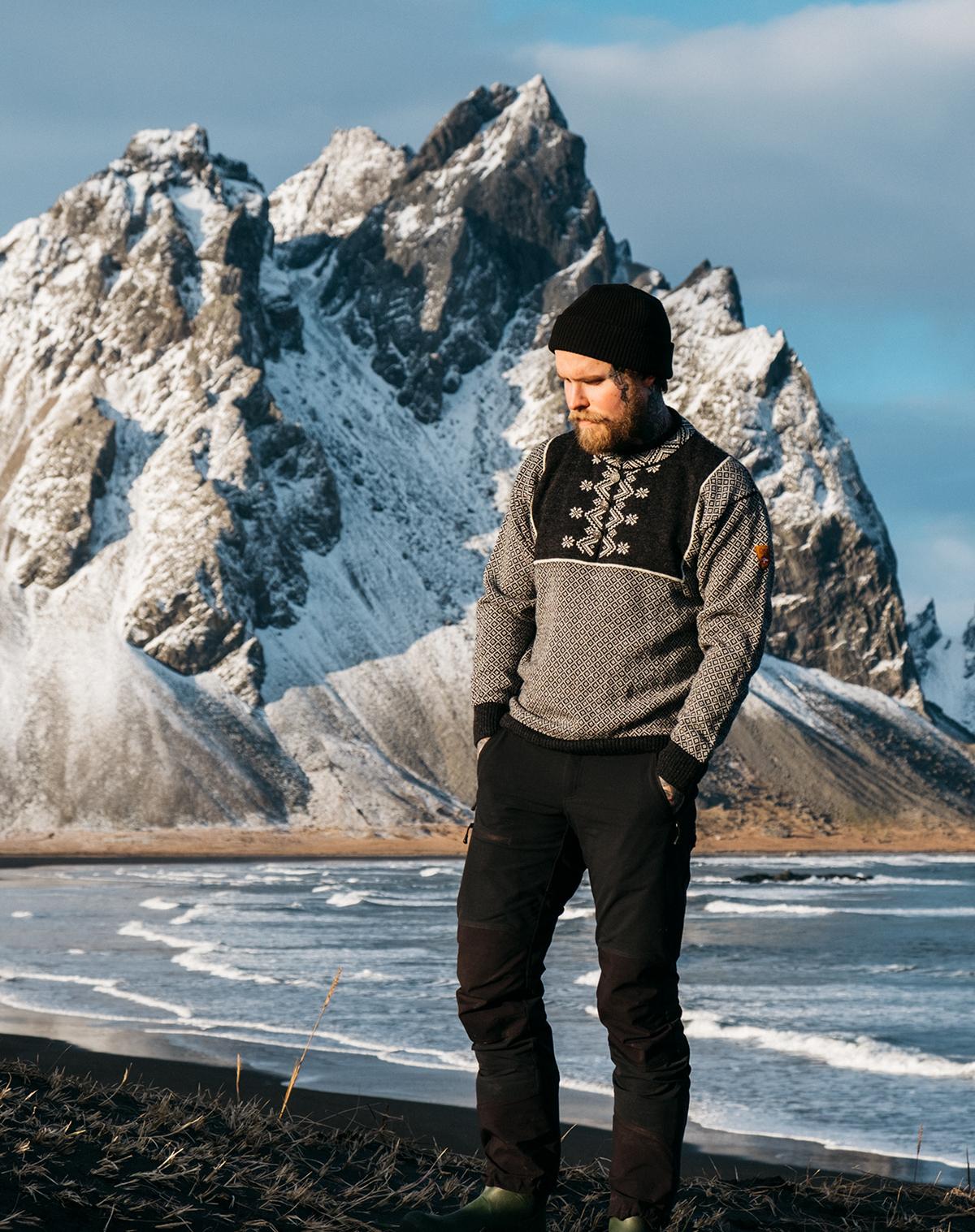 Valdres Unisex Sweater (2)