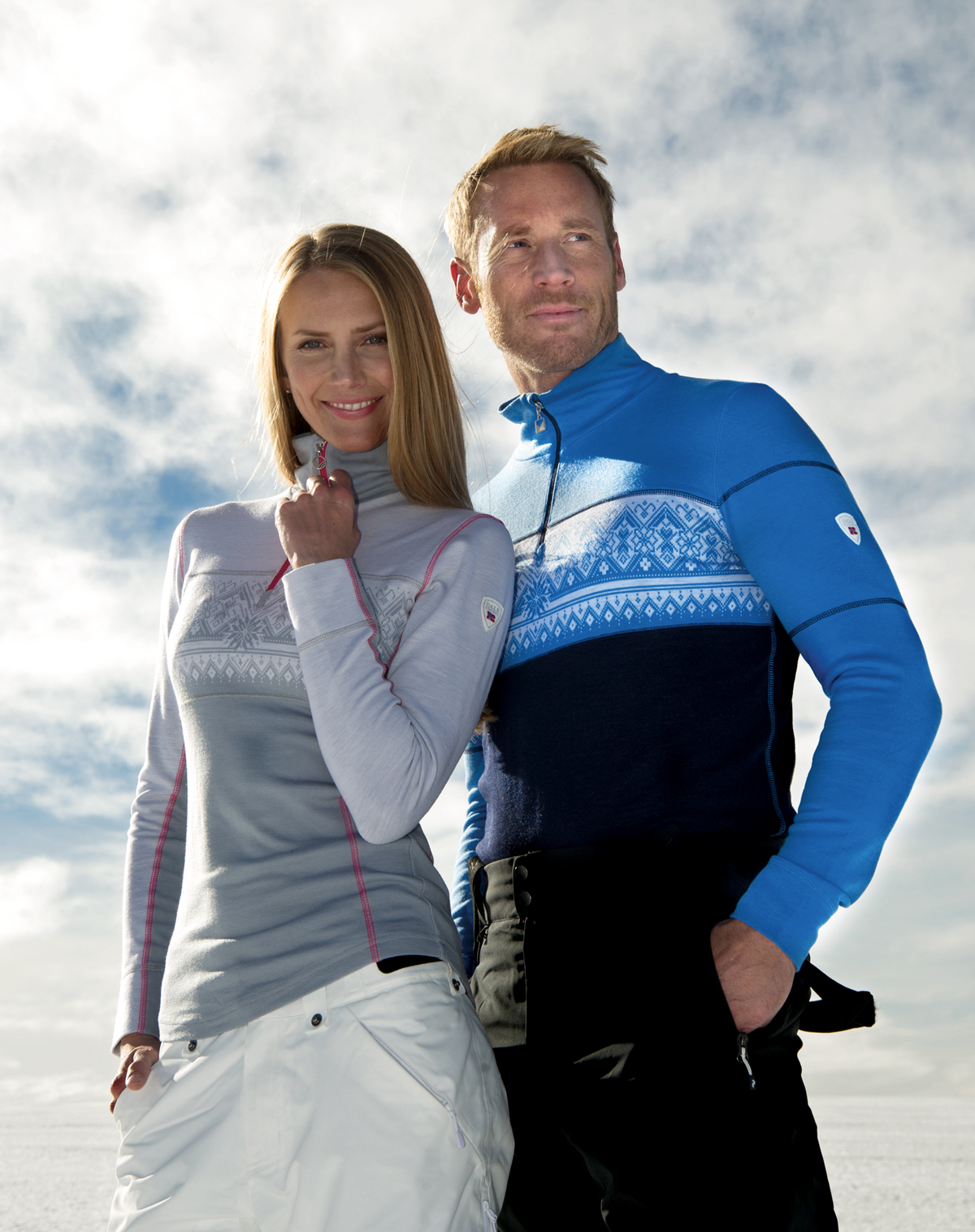 Rondane Feminine Sweater (2)
