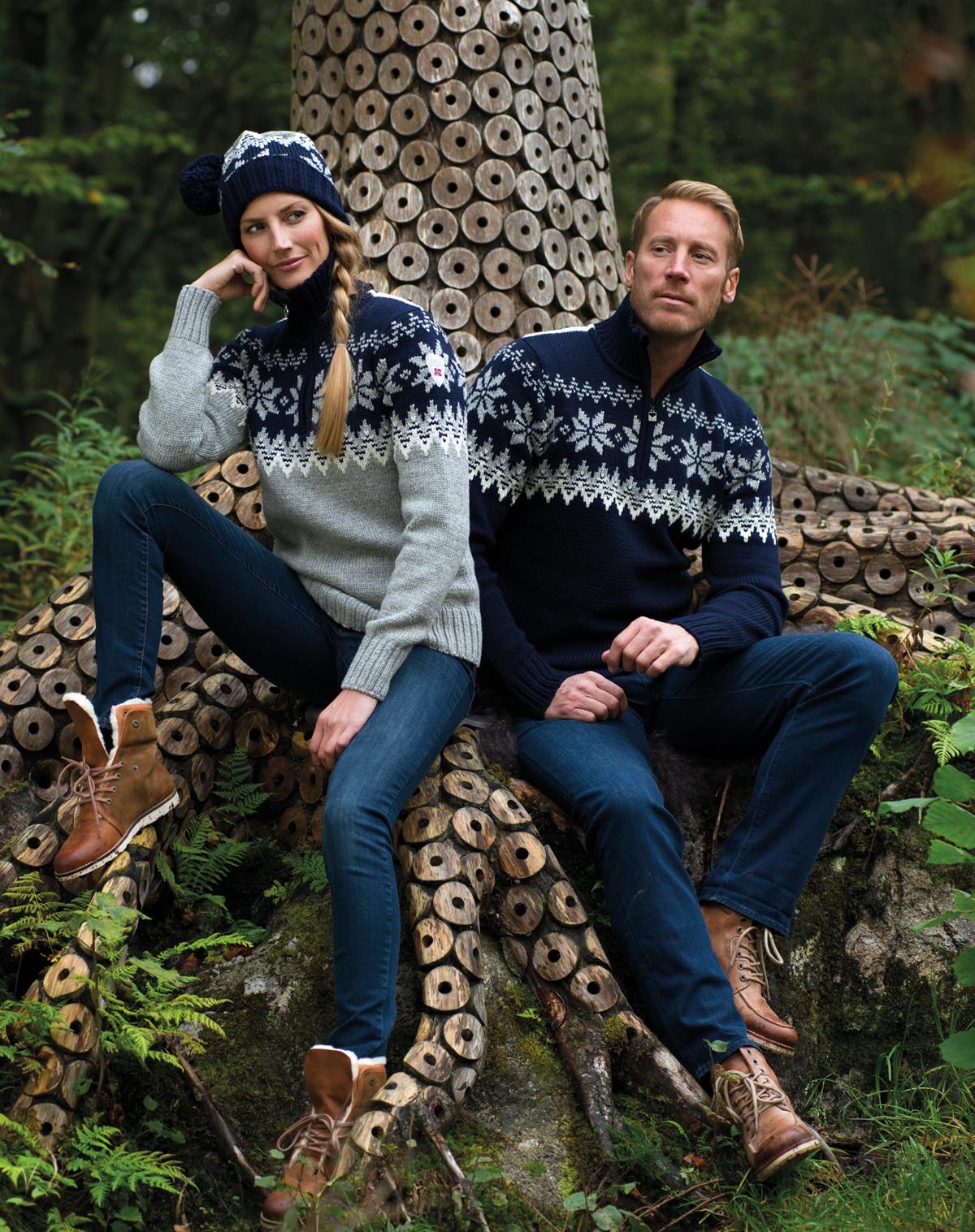 Myking Women's Sweater (2)