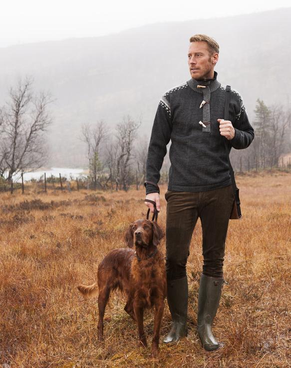 Finnskogen Weatherproof Sweater (2)