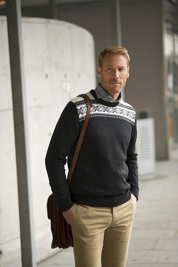 Hemsedal Men's Sweater (2)