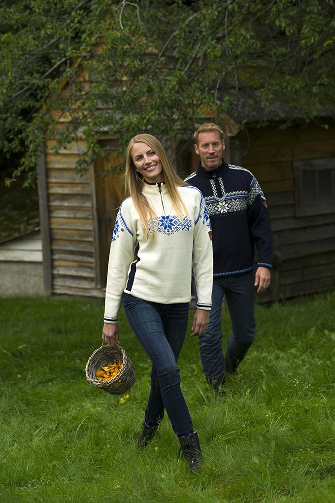 Holmenkollen Men's Sweater (2)