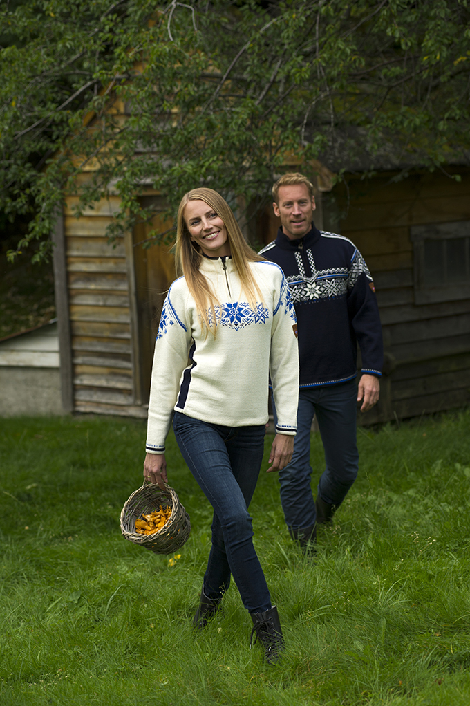 Holmenkollen genser (2)