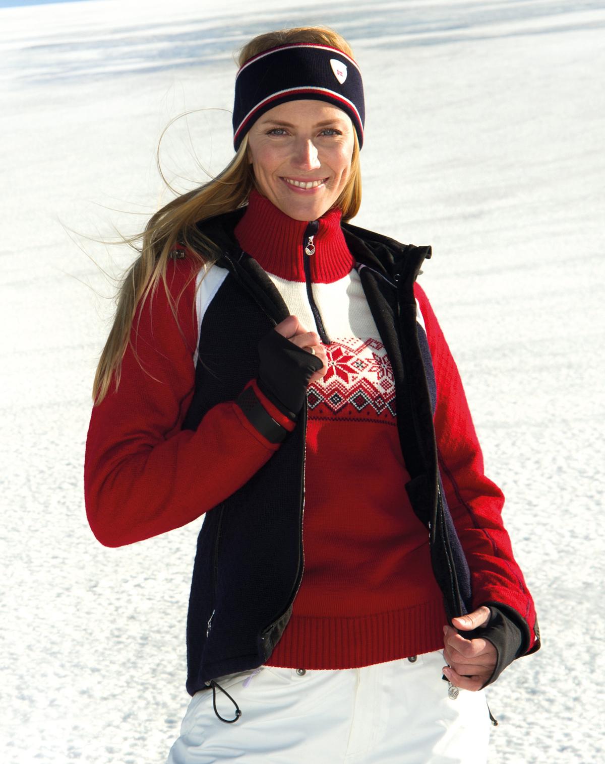 Jotunheimen Women's Knitshell Jacket (2)