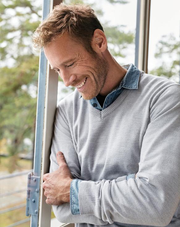 Harald Men`s Sweater (2)