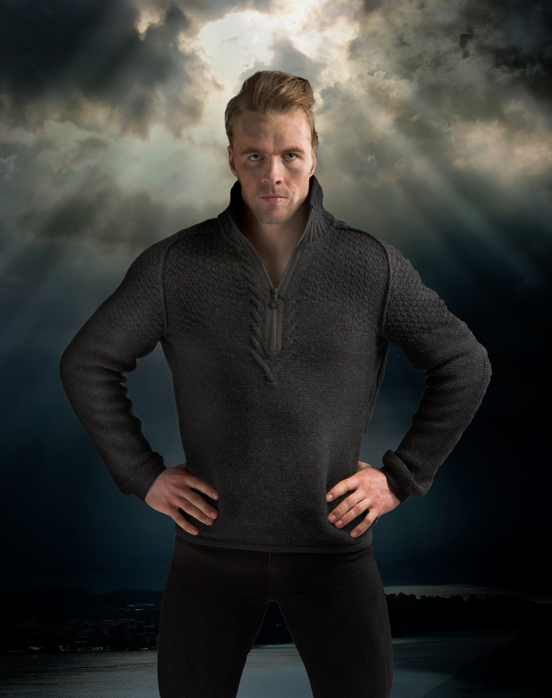Viking Men's Sweater (3)
