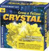 Grow a Yellow Crystal