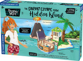 Pepper Mint in The Daring Escape from Hidden Island