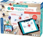 Happy Atoms Introductory Set (17 Atoms)