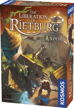 Legends of Andor: The Liberation of Rietburg picture