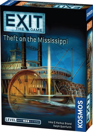 EXIT: Theft on the Mississippi picture
