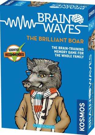Brainwaves: The Brilliant Boar picture