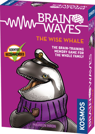 Brainwaves: The Wise Whale picture