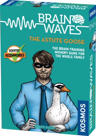 Brainwaves: The Astute Goose picture