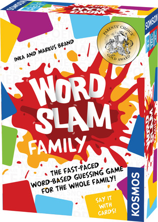 Word Slam Family picture