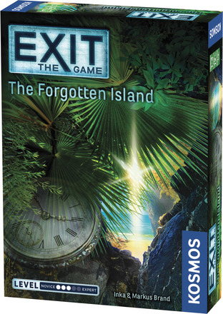 Exit: The Forgotten Island picture