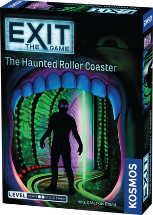 EXIT: The Haunted Roller Coaster picture