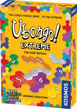 Ubongo Extreme: Fun-Size Edition picture