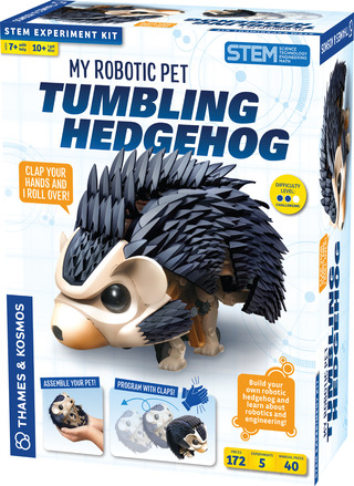 My Robotic Pet - Tumbling Hedgehog picture