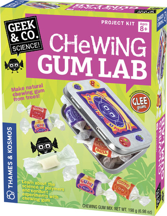 Chewing Gum Lab picture
