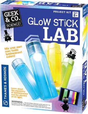 Glow Stick Lab picture