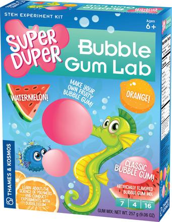 Super Duper Bubble Gum Lab picture