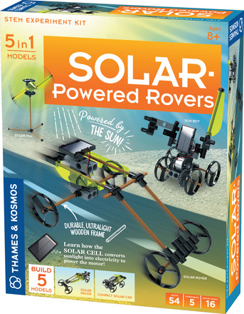 Solar-Powered Rovers picture