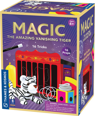 Magic: The Amazing Vanishing Tiger picture