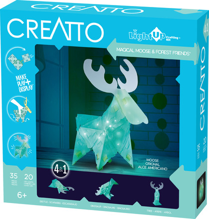 Creatto: Magical Moose & Forest Friends picture