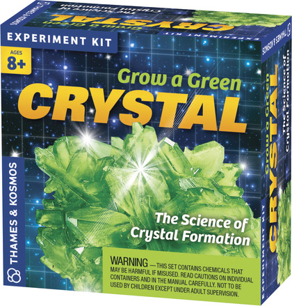 Grow a Green Crystal picture