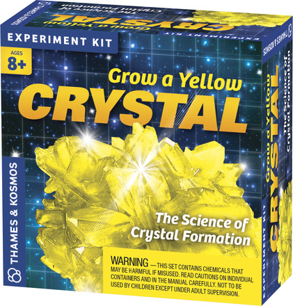 Grow a Yellow Crystal picture