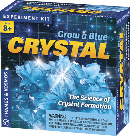 Grow a Blue Crystal picture