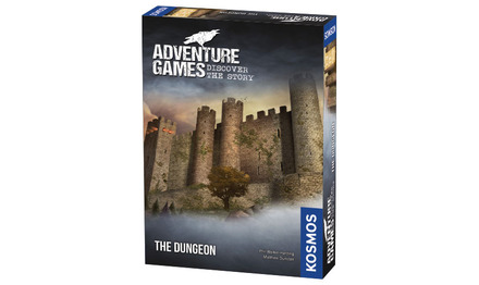 Adventure Games: The Dungeon picture
